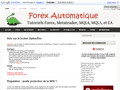 Forex Trading Automatique