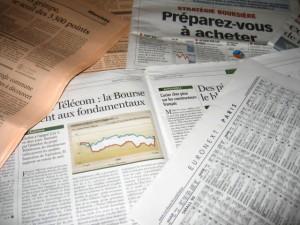 Prévisions de l'indice CAC40 pour l'année 2010