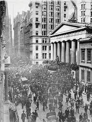 La Panique des banquiers de 1907